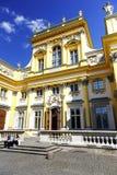 Royal Palace w Warszawa Wilanow w Polska Zdjęcie Royalty Free