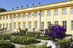 Royal Palace w Wilanow, Warszawa, Polska Zdjęcia Royalty Free