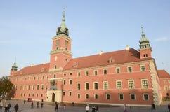Royal Palace, Warsaw Royalty Free Stock Photo