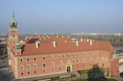Royal Palace, Warsaw Royalty Free Stock Images