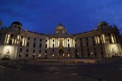 Royal Palace in Wien Stockfoto