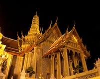 The Royal Pantheon at Wat Phra Kaew in Bangkok Royalty Free Stock Photos