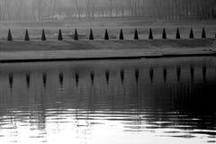 Royal park in France Royalty Free Stock Photos