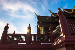 Royal Park Rajapruek. In chiang mai,Thailand Stock Photo