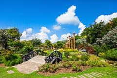 Royal Park Rajapruek Royalty Free Stock Images