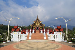 Royal Park Rajapruek (Hor Kam Luang) Stock Photography