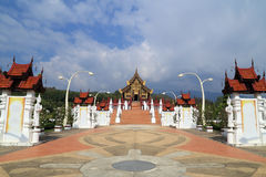 Royal Park Rajapruek (Hor Kam Luang) Stock Photos