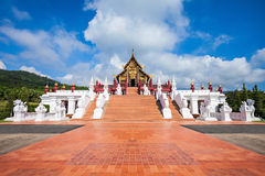 Royal Park Rajapruek Royalty Free Stock Image