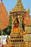 The royal Patriarch in the Racharot Noi Stock Photos