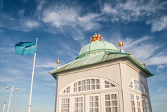 Royal Pavilion in Amaliehaven Stock Photo