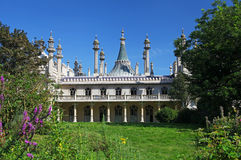 The Royal Pavilion in Brighton Stock Photo