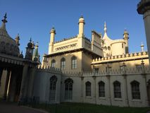 Royal Pavilion. In Brighton Royalty Free Stock Photo