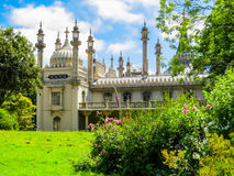 Royal Pavilion in Brighton, East Sussex, England Stock Photography