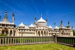 Royal Pavilion Brighton East Sussex Southern England UK Royalty Free Stock Photography