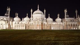 Royal Pavilion of Brighton England Stock Photo
