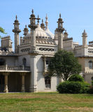 The Royal Pavilion in Brighton, England Royalty Free Stock Images