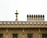 Royal Pavilion in Brighton Royalty Free Stock Photo