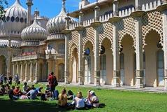Royal Pavilion, Brighton. Stock Images