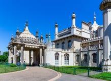 Royal Pavilion, Brighton. Royal Pavilion in East Sussex, Brighton, England Royalty Free Stock Photo