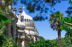 Royal Pavilion, England Royalty Free Stock Images