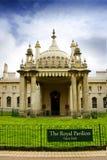 Royal Pavilion Royalty Free Stock Photos