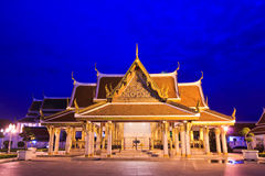 Royal Pavilion Mahajetsadabadin or King Rama III Memorial park, Thailand Stock Photos