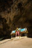 Royal pavilion in the Phraya Nakhon Cave Stock Photography