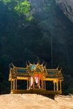 Royal pavilion in the Phraya Nakhon Cave Stock Photos
