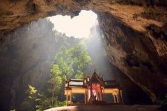 Royal Pavilion in Phraya Nakhon Cave, Thailand Stock Image