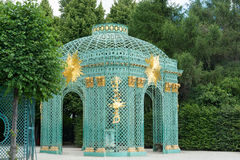Royal pavilion in Sanssouci Park in Potsdam, Germany Royalty Free Stock Photo