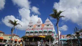 Royal Plaza Mall in Oranjestad Stock Image