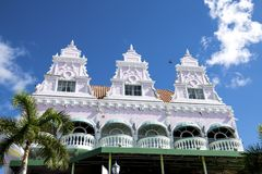 The Royal Plaza, Oranjestad, Aruba stock image
