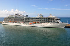 Royal Princess Royalty Free Stock Photography