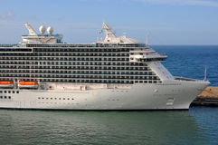 Royal Princess Stock Photo