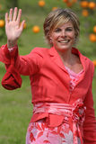 Royal princess Laurentien royalty free stock image