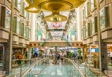 Royal Promenade Stock Photography