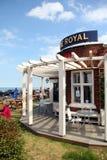 The royal public house Royalty Free Stock Photos