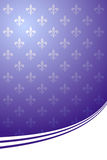 Royal purple elegant background Stock Photography