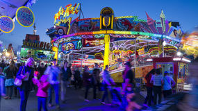 Royal Queensland Show Ekka Brisbane Royalty Free Stock Images