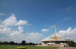 Royal Rama IX garden Stock Images