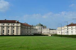 Royal residence of Stupinigi Stock Images