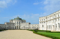 Royal residence of Stupinigi Stock Image