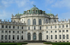 Royal residence of Stupinigi Royalty Free Stock Photo