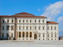 The royal residence of Venaria Royalty Free Stock Photography