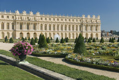 Royal residence Versailles Stock Photos