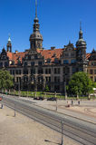Royal Residential Palace, Dresden, Saxony, Germany Royalty Free Stock Image