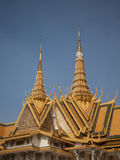 Royal Roof Royalty Free Stock Images