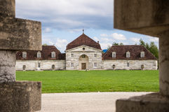 Royal Saltworks at Arc-et-Senans, France Stock Images