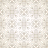 Royal seamless damask wallpaper Stock Photography