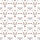 Royal Seamless Pattern Stock Images